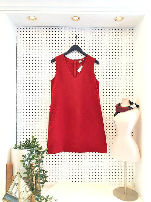 Gap Slightly Oversized Ponte Kint Dress - Size Small