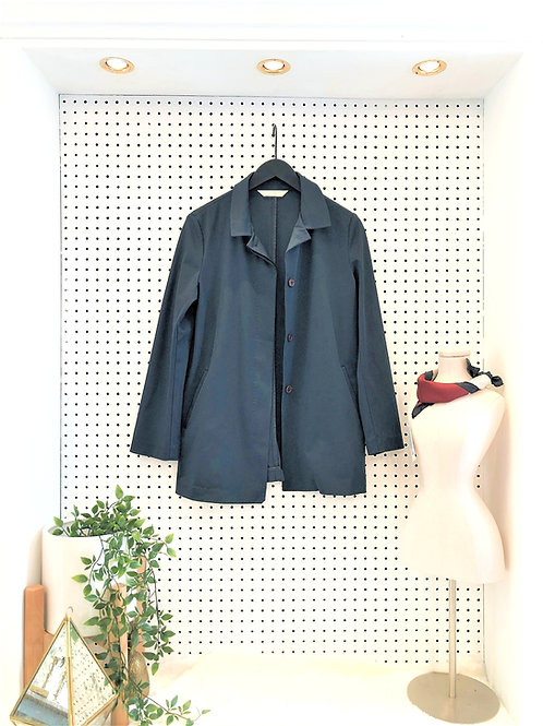 System Trench Coat - Size Small