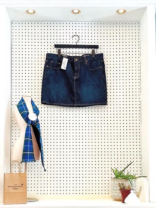 Gap Jean Skirt - Size 14/32