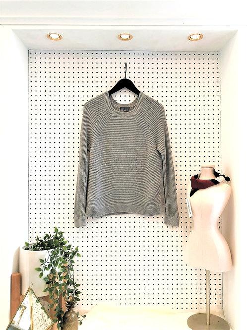 Vince Oversized Lightweight Knit Sweater - Size XXS
