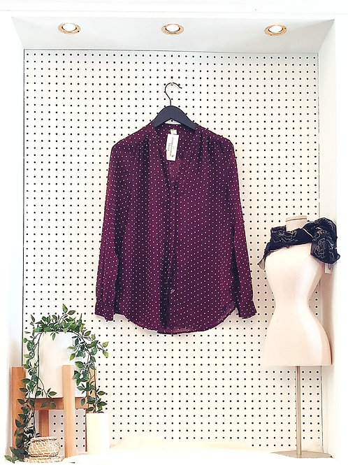 Old Navy Tunic Blouse - Size Med