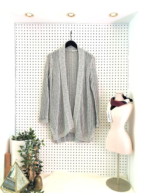 Gap Large Knit Open Front Cardigan - Size Small