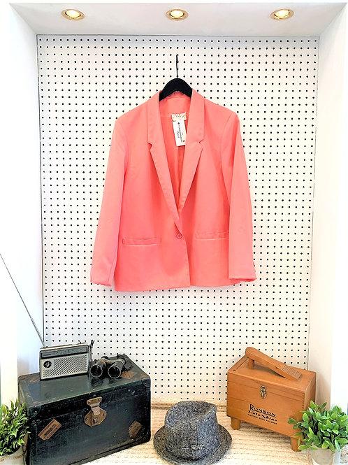80's/90's Oversized Blazer - Size 8/10