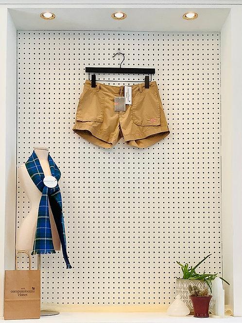 Nike Khaki Shorts - Size 2