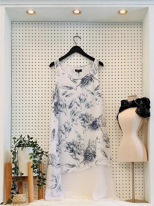 Papillon Layered Dress - Size Small