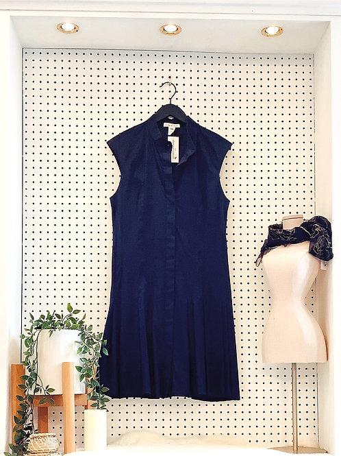 Oscar de la Renta Collection Cap Sleeve Dress - Size 14