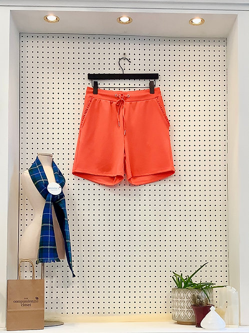 Soyaconcept Tie Waist Short - Size Small