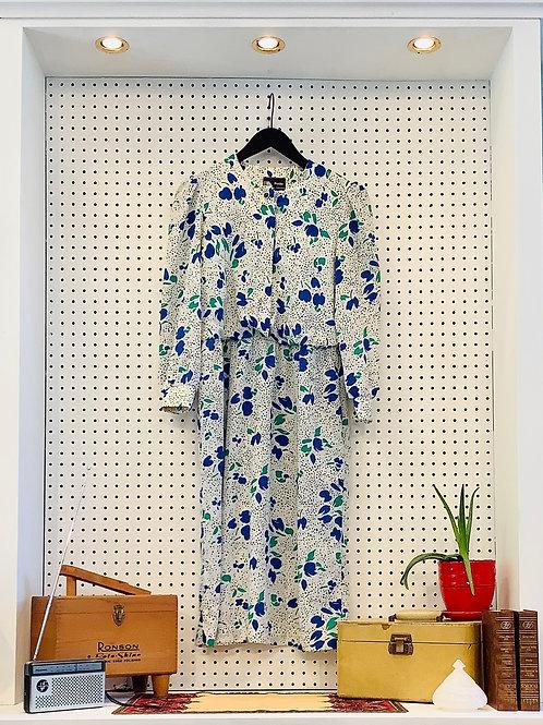 Lori Ann Collection Vintage Dress - Size Large