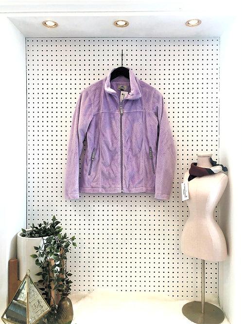 Denali Fuzzy Full Zip Jacket - Size Small