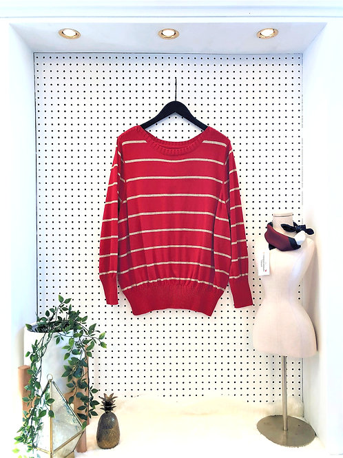 Sonoma Life & Style Cotton Sweater