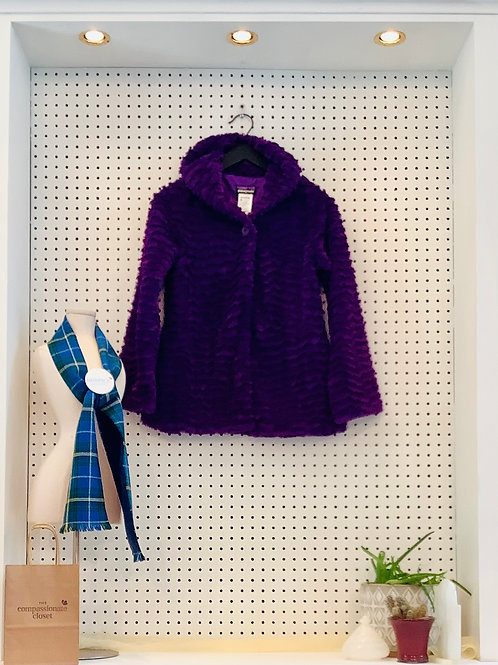 Patagonia 2 Button Sweater - Size Girls Large/Ladies Size XS/S