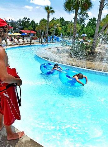 Waterpark Lifeguard