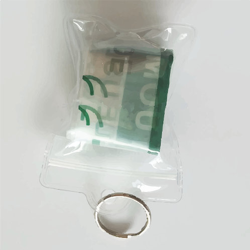 CPR Face Shield Keychain
