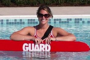 1 Lifeguard (3 hours)