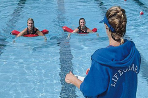 Safety Training for Swim Coaches (Lifeguard Certified)