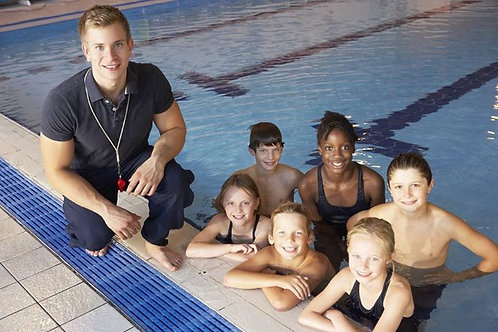 Safety Training for Swim Coaches (Not Lifeguard Certified)