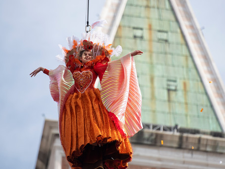 Carnival of Venice by Laure Jacquemin photographer