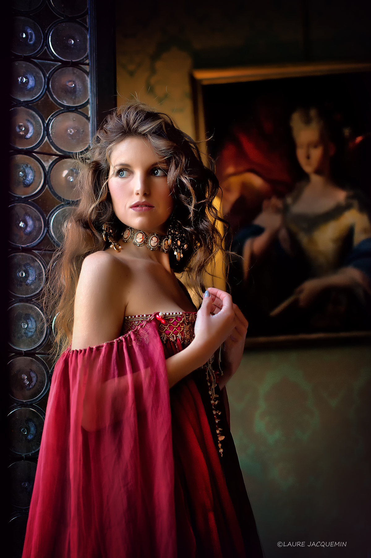 model in venice by photographer (5)