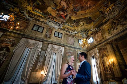 ca sagredo venice wedding proposal (9).j