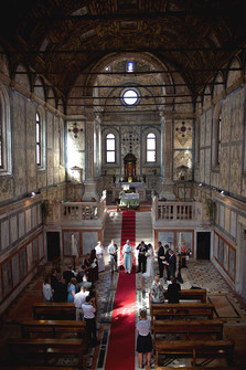 Venice-Catholic-Wedding-Venice-church-Sa