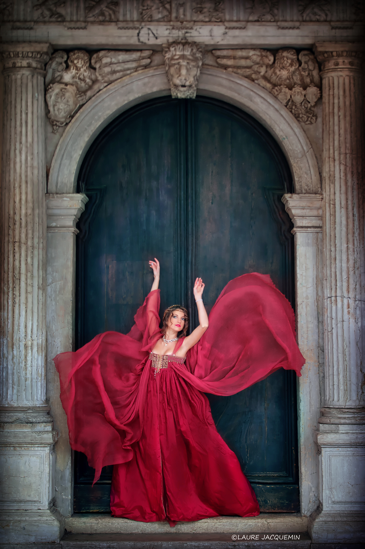 model in venice by photographer (8)