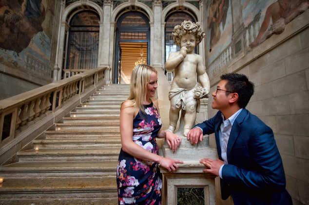ca sagredo venice wedding proposal (29).
