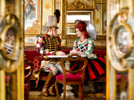 Best pictures of the Carnival of Venice 2018 by Laure Jacquemin