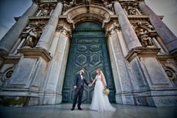 laura & marco's religious wedding