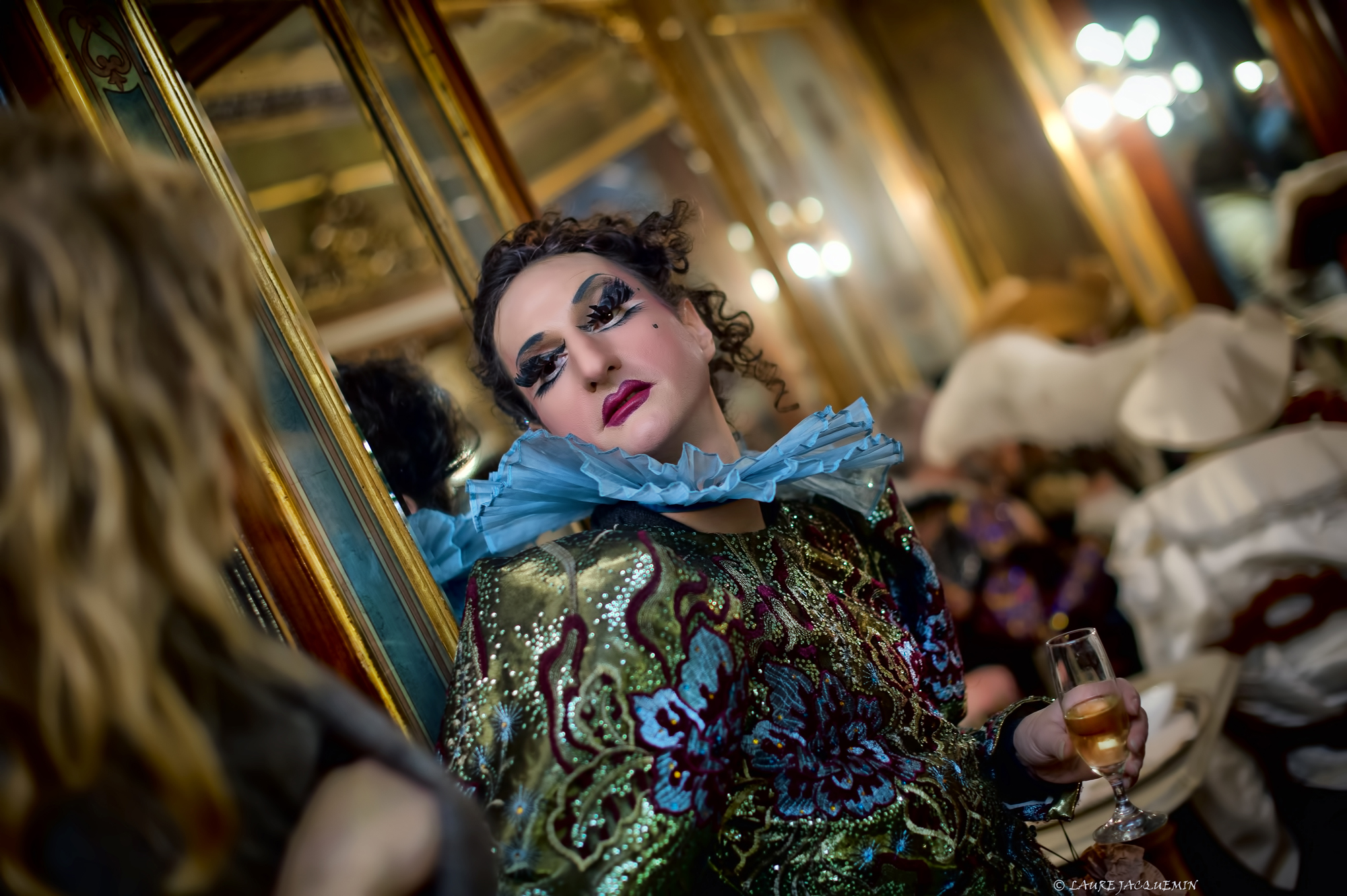 laure jacquemin venice carnivale photo (2)