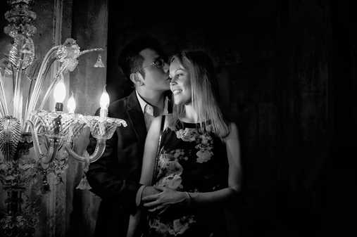 ca sagredo venice wedding proposal (30).