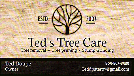 Ted's Tree Care Service