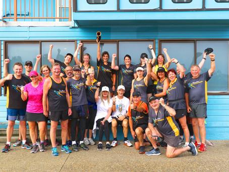 Rod Gill completes 52 Half Marathons in 52 Weeks!