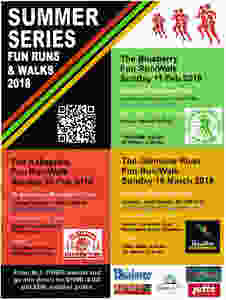 Waikato Summer Series Fun Runs 2018