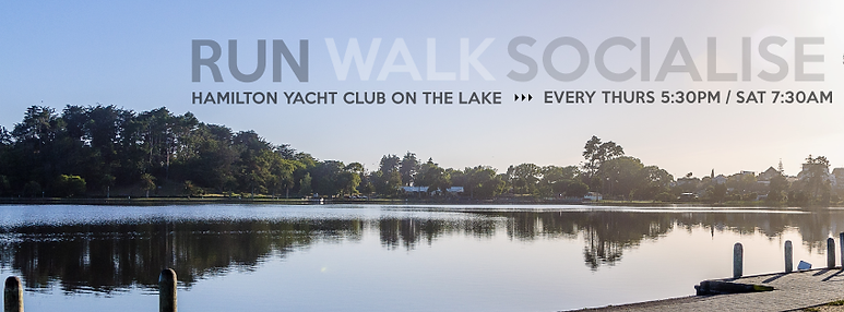 Join Hamilton Road Runners at Hamilton Yacht Club on The Lake.
