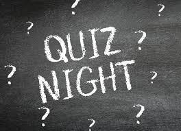 Quiz Night! Thursday Aug 15th