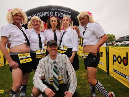Fun & Laughs at Rotorua Ekiden