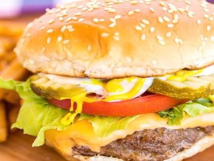 Cajun Burger