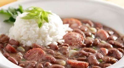 Creamy Red Beans & Rice