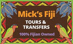 Fiji Holidays Tours Transfers Mick's