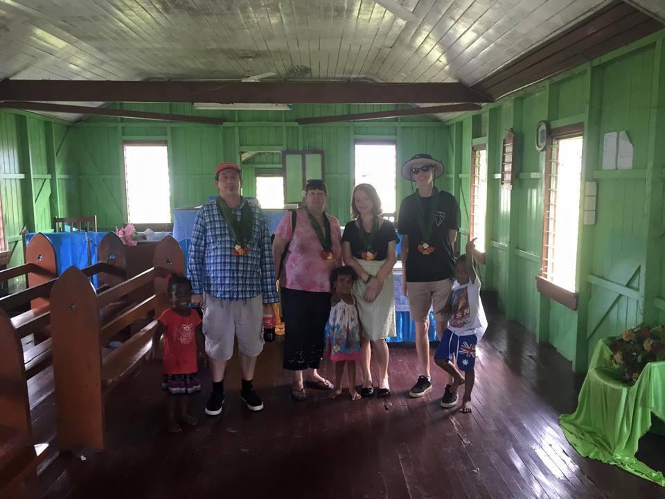 Tau Village Church
