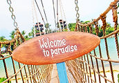 Signboard on the tropical island.jpg