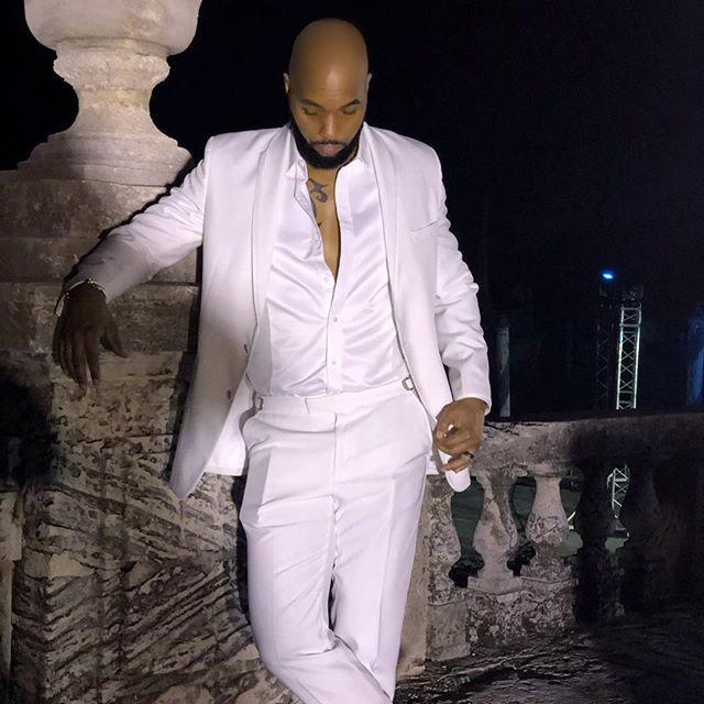 Richie Serves As Fashion Judge At Annual White Party
