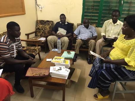 Lire à l'école, le lycée Marien N'Gouabi nous accompagne