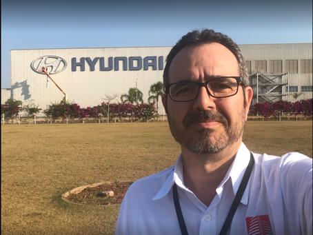 GRS ministra Treinamento na Hyundai.