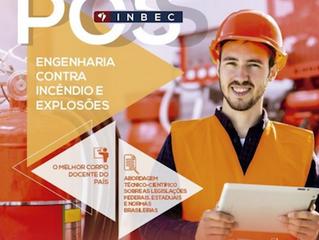Especialização em Engenharia Contra Incêndio e Explosões