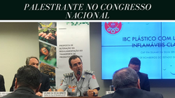 PALESTRANTE NO CONGRESSO NACIONAL
