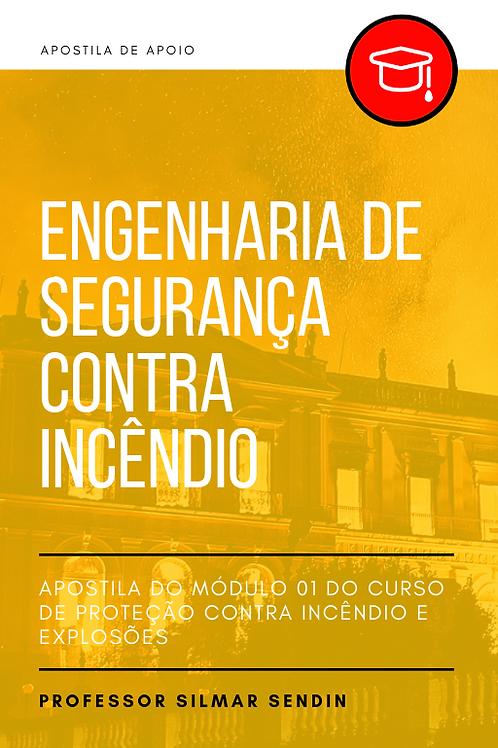 Apostila de Engenharia de Proteção Contra Incêndio