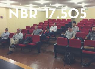 Reunião da NBR 17.505