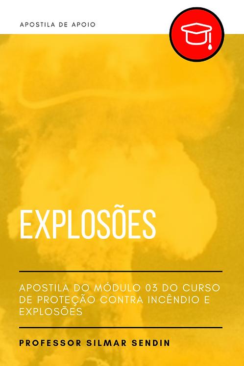 Apostila sobre Explosões