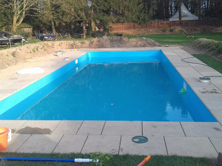 Swimming Pool is Operational